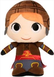 Harry Potter - Ron Quidditch SuperCute Plush