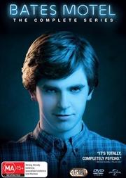 Bates Motel - Season 1-5 Boxset