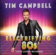 Electrifying 80's | CD
