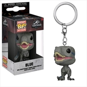 Jurassic World 2: Fallen Kingdom - Blue Pocket Pop! Keychain