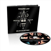 Believe In Nothing | CD