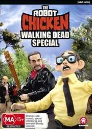 Robot Chicken - Walking Dead Special
