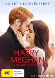 Harry and Meghan - A Royal Romance | DVD