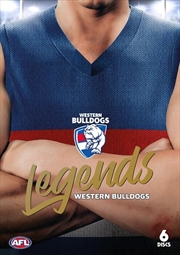 AFL - Legends - Western Bulldogs