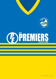 NRL - Parramatta Eels | Premiers Collection