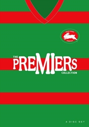 NRL - South Sydney Rabbitohs | Premiers Collection