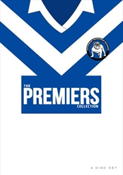 NRL - Canterbury-Bankstown Bulldogs Premiers Collection | DVD