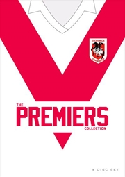 NRL - St. George Illawarra Dragons | Premiers Collection