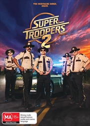Super Troopers 2 | DVD