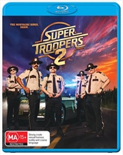 Super Troopers 2 | Blu-ray