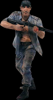 The Walking Dead - Shane Walsh Action Figure | Merchandise