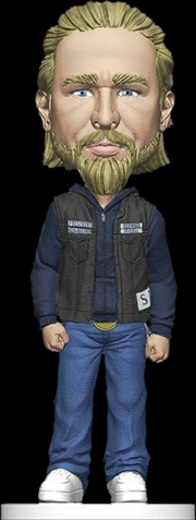 Sons of Anarchy - Jax Bobble Head | Merchandise