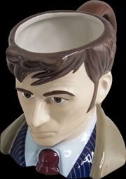 Doctor Who - Tenth Doctor Toby 3D Mug