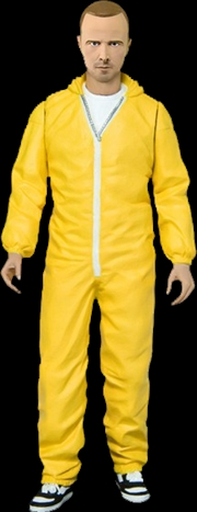 "Breaking Bad - Jesse Pinkman 6"" Action Figure 