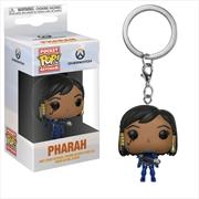 Overwatch - Pharah Pocket Pop! Keychain | Pop Vinyl