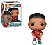 English Premier League: Liverpool - Roberto Firmino Pop! Vinyl