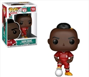 English Premier League: Liverpool - Sadio Mane Pop! Vinyl