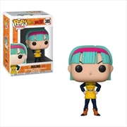 Dragon Ball Z - Bulma (Yellow) Pop! Vinyl | Pop Vinyl