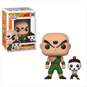 Dragon Ball Z - Tien & Chiaotzu Pop! Vinyl