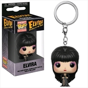 Elvira - Elvira Pocket Pop! Keychain | Pop Vinyl