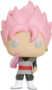 Dragon Ball Super - Super Saiyan Rose Goku Black US Exclusive Pop! Vinyl | Pop Vinyl