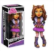 Monster High - Clawdeen Wolf Rock Candy   Merchandise
