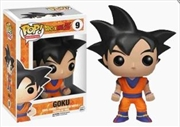 Dragon Ball Z - Goku Black Hair US Exclusive Pop! Vinyl