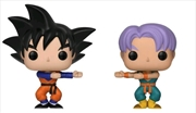Dragon Ball Z - Goten & Trunks Fusion US Exclusive Pop! Vinyl 2-pack