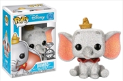 Dumbo - Dumbo Diamond Glitter US Exclusive Pop! Vinyl  | Pop Vinyl