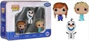 Frozen - Elsa, Anna & Olaf Pocket Pop! 3-Pack Tin