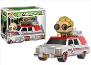 Ghostbusters (2016) - Ecto-1 Pop! Ride | Pop Vinyl