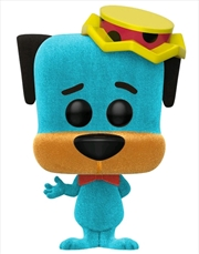 Hanna Barbera - Huckleberry Hound Flocked US Exclusive Pop! Vinyl