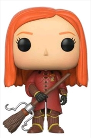 Ginny Quidditch Robes | Pop Vinyl
