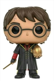 Harry Potter - Harry Triwizard with Egg US Exclusive Pop! Vinyl | Pop Vinyl