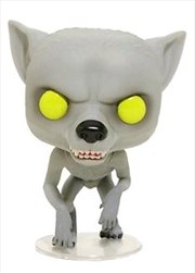 Harry Potter - Remus Lupin as Werewolf US Exclusive Pop! Vinyl