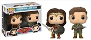 Wonder Woman Movie - Wonder Woman & Steve Trevor US Exclusive Pop! Vinyl 2-pack | Pop Vinyl
