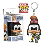 Kingdom Hearts - Goofy Pocket Pop! Keychain | Pop Vinyl
