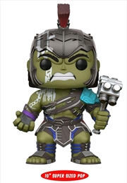"Thor 3: Ragnarok - Hulk Gladiator US Exclusive 10"" Pop! Vinyl"