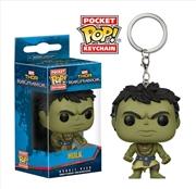 Thor 3: Ragnarok - Hulk Casual Pocket Pop! Keychain | Pop Vinyl