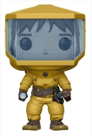 Stranger Things - Joyce in Hazmat Suit US Exclusive Pop! Vinyl | Pop Vinyl
