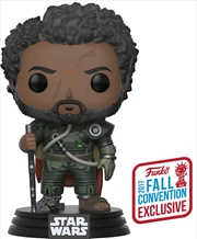 Star Wars: Rogue One - Saw with Hair NYCC 2017 US Exclusive Pop! Vinyl