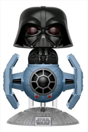 Star Wars - Darth Vader TIE Fighter US Exclusive Pop! Deluxe | Pop Vinyl