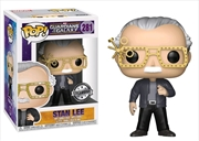 Stan Lee - Cameo Guardians of the Galaxy US Exclusive Pop! Vinyl | Pop Vinyl