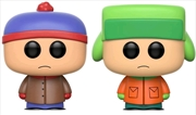 South Park - Stan & Kyle US Exclusive Pop! Vinyl 2-Pack | Pop Vinyl