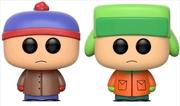 South Park - Stan & Kyle US Exclusive Pop! Vinyl 2-Pack