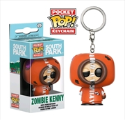 South Park - Zombie Kenny Pocket Pop! Keychain | Pop Vinyl