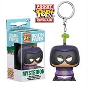South Park - Mysterion Pocket Pop! Keychain | Pop Vinyl