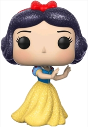 Snow White and the Seven Dwarfs - Snow White Diamond Glitter US Exclusive Pop! Vinyl