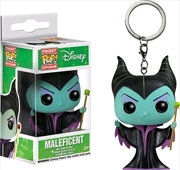 Sleeping Beauty - Maleficent Pocket Pop! Keychain | Pop Vinyl
