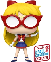 Sailor Moon - Sailor V NYCC 2017 US Exclusive Pop! Vinyl